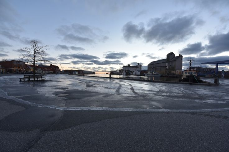 Køge harbour, Denmark