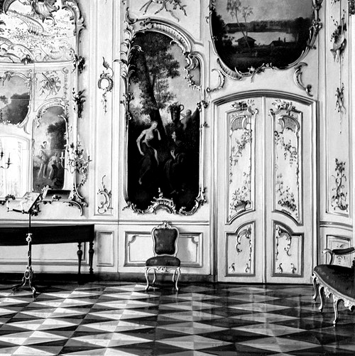 beautiful.: Spaces, Style, Interiors, Rococo, House, Places, Architecture, Design, Room