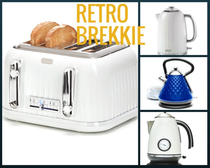Loving these Retro Brekkie Solutions from @Kmart_Australia