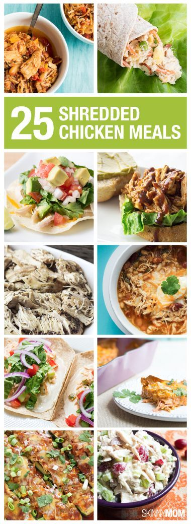 Easy healthy canned chicken recipes