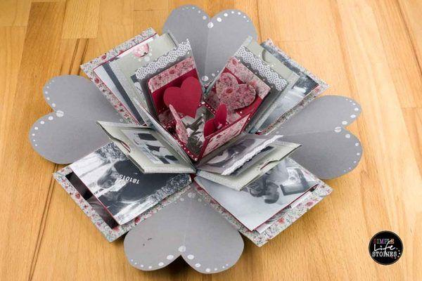 die explosionsbox ist ein ganz besonderes geschenk f r den. Black Bedroom Furniture Sets. Home Design Ideas