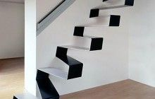 Creative Hanging, Floating & Suspended Staircases | Designs & Ideas on Dornob