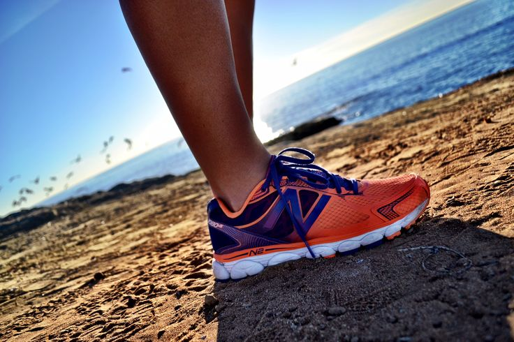 The view is worth it.  Featured, New Balance 1080v5 (premium neutral running).