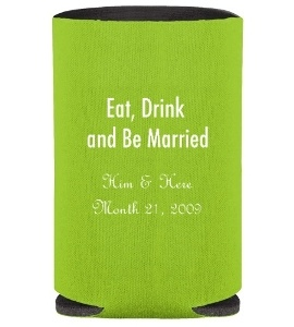 Here's another koozie idea.  I'd like to do some for cans, some for bottles, and some for pint glasses.