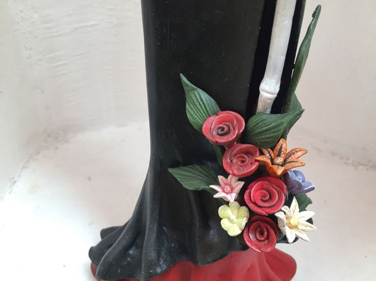 Flores catrina