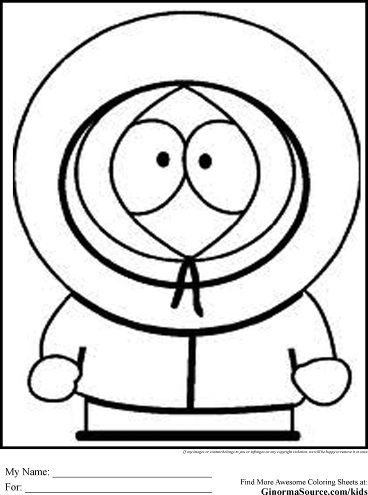 coloring pages of random stuff - photo#17