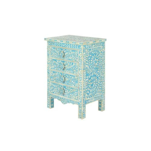 Superieur Iris Furniture Stocks Bone   Mother Of Pearl Inlay   White Metal, And  Indian Painted Furniture. They Are Really Gloriuos  Aren´t They.