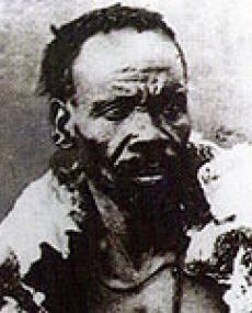 King Sekhukhune of the Marota (BaPedi) People