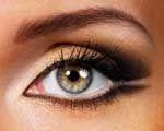 dramatic eye makeup for green eyes | ... elegance with dramatic eye makeup tips dramatic eye makeup pictures
