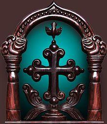 "Wikipedia contributors, ""Saint Thomas Christians,"" Wikipedia, The Free Encyclopedia, [http://en.wikipedia.org/w/index.php?title=Saint_Thomas_Christians&oldid=590341070] (accessed January 12, 2014) | #india"