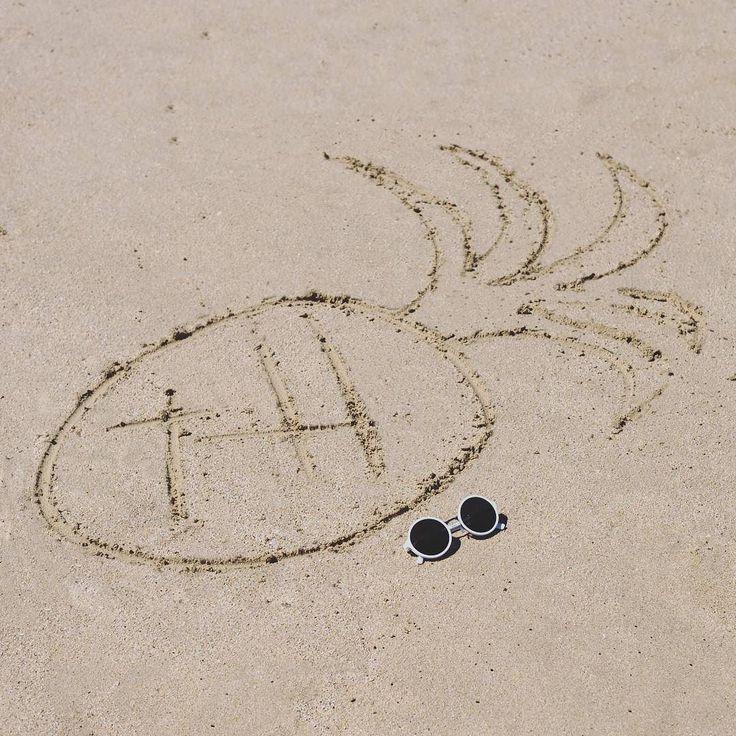 Hit the beach!  #SpecSaversSA #specsavers #womensfashion #southafrica #beach #swag #eyewear #sunglasses #sand #pineapple #photo #sunglasses #beachvibes #luxury #ontrend #lifestyle #lifestyleblogger #fashionblogger #vogue #fashionista #igerssouthafrica #styleblogger #seelife #womensstyle #igers