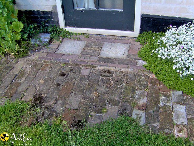 25 beste idee n over oude bakstenen op pinterest bakstenen pad baksteen patronen en - Oude huisdecoratie ...