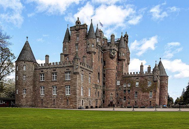 most beautiful castles
