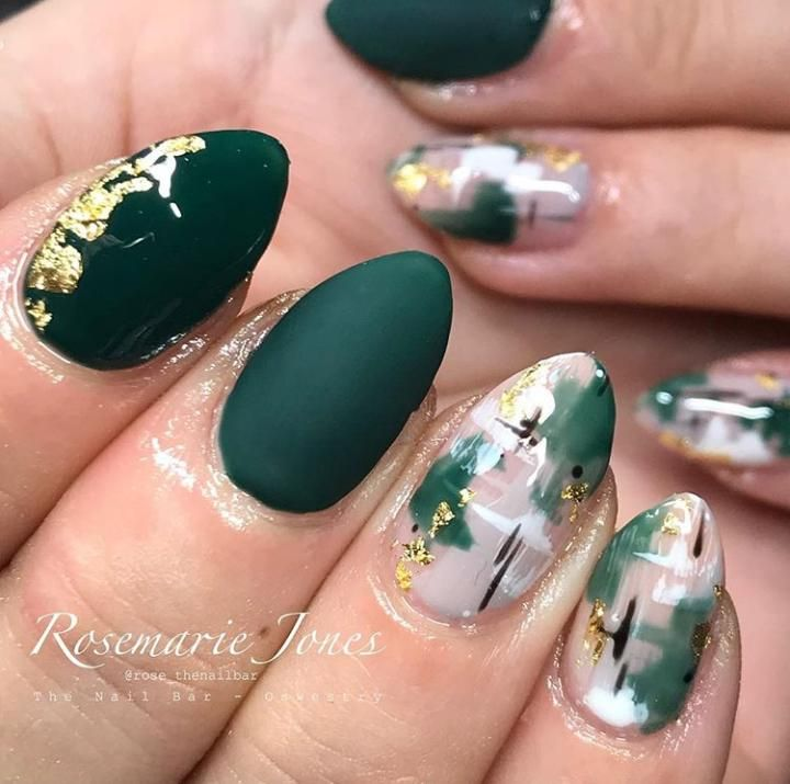 60 Cool Abstract Nail Art Ideas To Try This Year With Images