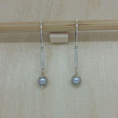 Gray Glass Pearl