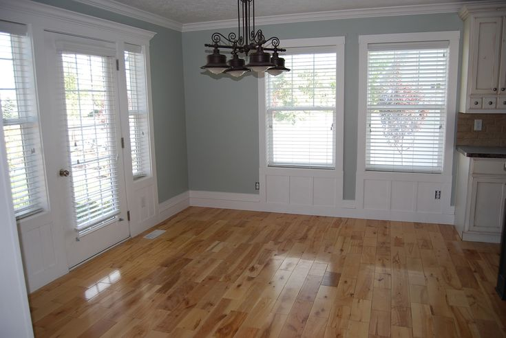sherwin williams greyish blue paint | have to say this room is VERY pretty, In all honesty...