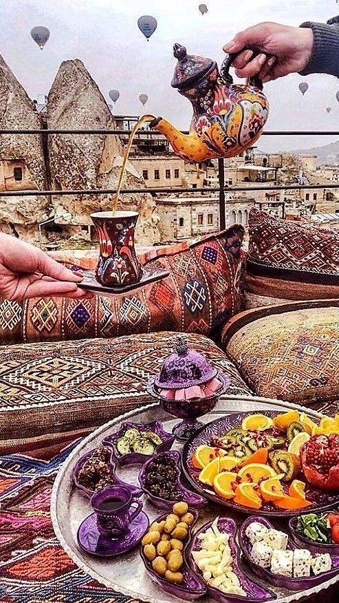 Capodocya TURKEY #vacationsplaces