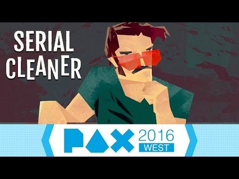 Serial Cleaner - PAX West 2016 Trailer