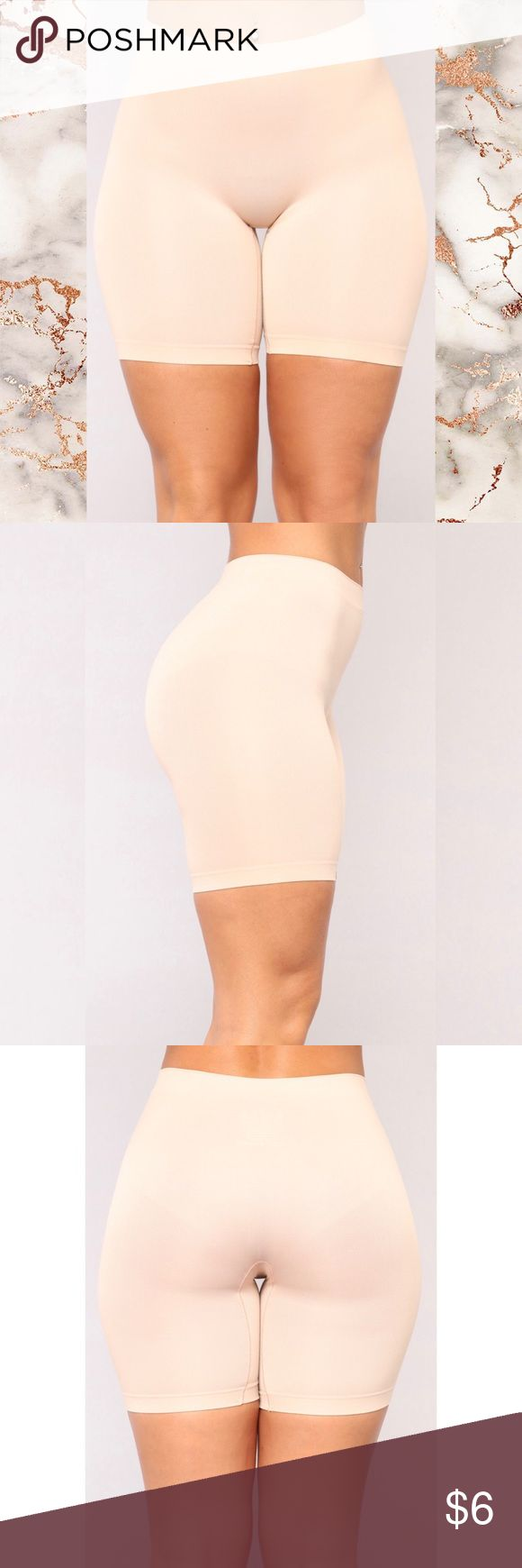 Feeling Great Fashion Nova Shapewear Biker Shorts NWOT. Came in a package with a...