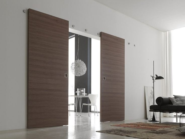 17 mejores ideas sobre puertas corredizas de madera en - Puertas madera correderas ...