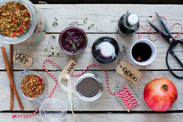 Gifts From The Kitchen Ideas For Christmas
