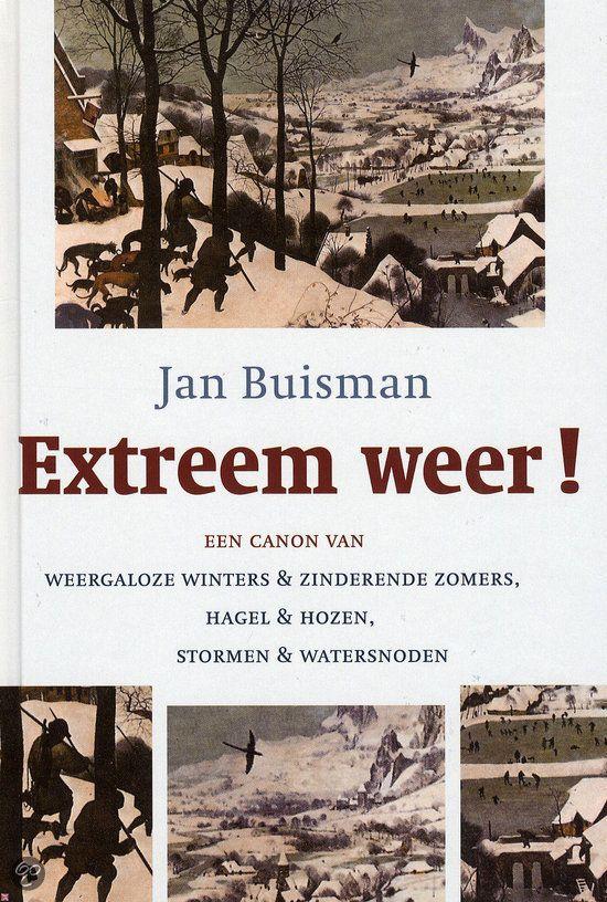 bol.com | Extreem Weer!, Jan Buisman | 9789051943580 | Boeken