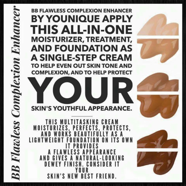 Younique - BB Flawless Complexion Enhancer