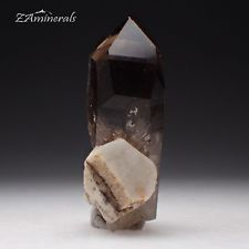Smoky Quartz Aegerine Feldspar Mount Malosa Zomba District Malawi UH14