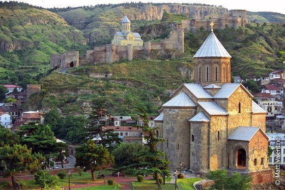 Tbilisi, Republic of Georgia