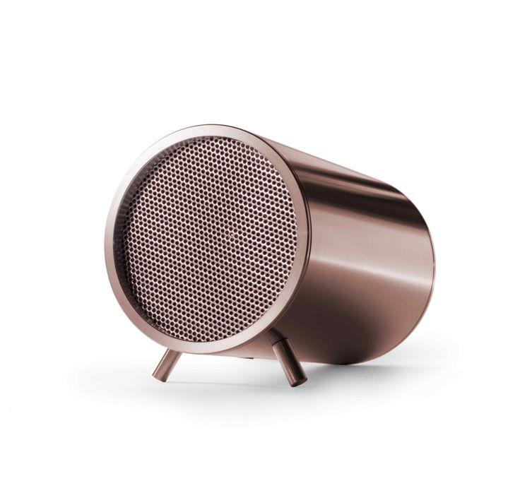 Haut-Parleurs Tube Audio Copper - Piet Ein Heek - LEFF Amsterdam