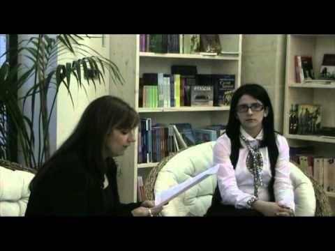 Gabriella Parisi intervista Caterina Armentano (Libero Arbitrio) # 1