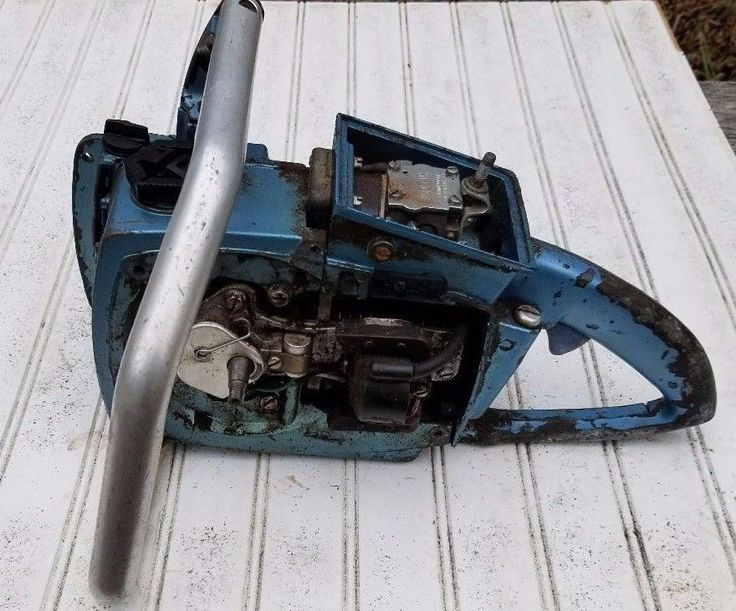 HOMELITE SUPER XL AUTO Chainsaw Parts Not Running #Homelite