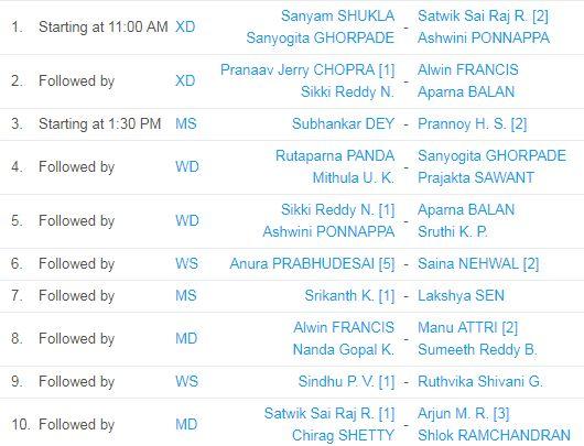 Best  Badminton Score Ideas On   Scoring System Play