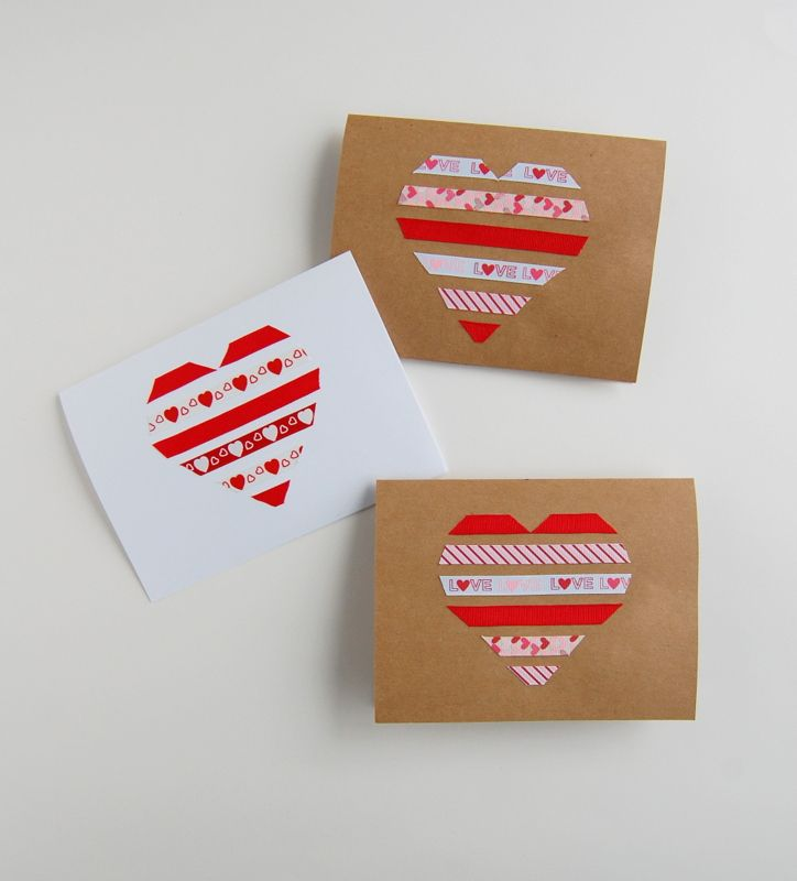 25 best ideas about Diy valentines cards – Valentines Cards Idea