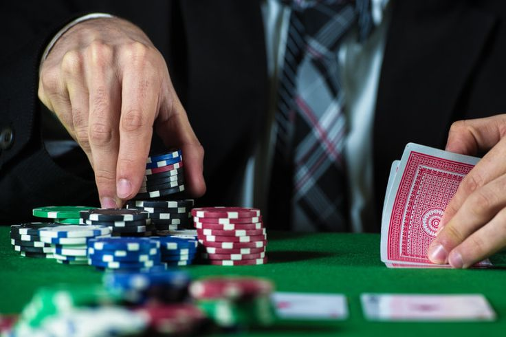 Click to enlargeCommitting 'gamblers fallacy' may be in the cards, new research shows.