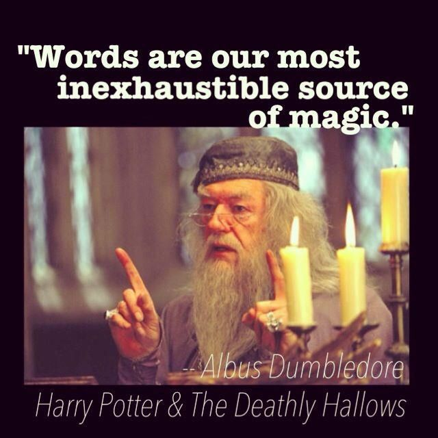 Favourite Harry Potter Quotes: One Of My Favorite Quotes From Harry Potter & The Deathly