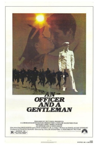An Officer and a Gentleman Premiered 28 July 1982