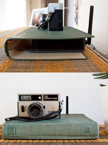 Roteador, termostato, interruptor e carregadores de eletrônicos -- tudo isso é muito útil, mas independente do design - eles podem estragar a decoração, não tem como negar. Selecionamos 10 jeitos fáceis de esconder e organizar a bagunça