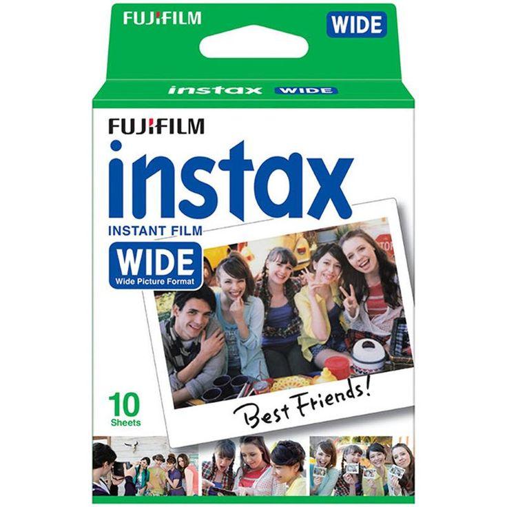 Fujifilm Instax WIDE Film (10-Pack)