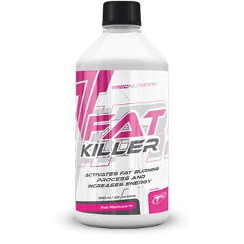 FAT KILLER: Skuteczna formuła termogeniczna w płynie   Skuteczna formuła termogeniczna w płynie Zwiększa tempo przemiany materii Skoncentrowane, płynne składniki