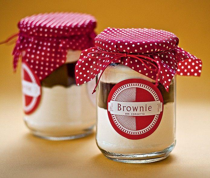 Mais uma opção de doce no pote: ideia da chef pâtissier Patrícia Brock, do Jean…