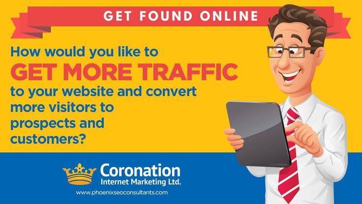 SEO Phoenix Arizona by Coronation Internet Marketing - (480) 603-0104