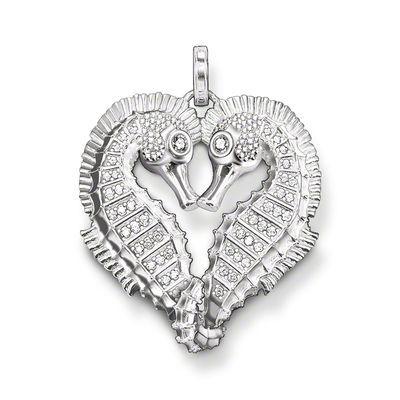 THOMAS SABO Glam & Soul Sterling Silver pendant Heart