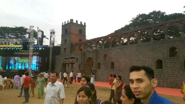 Fort made to showcase history of vasai