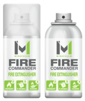 Miraculum, incorporated Usa - Fire Safety, Retardants, Types of Fire Extinguishers
