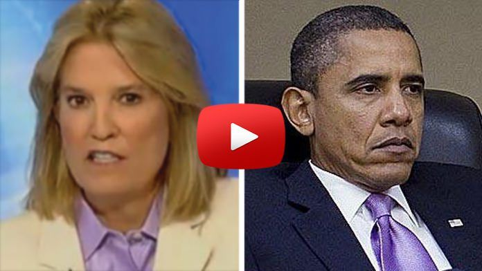 Watch Greta Van Susteren Take The Smile Off Of Obama's Face