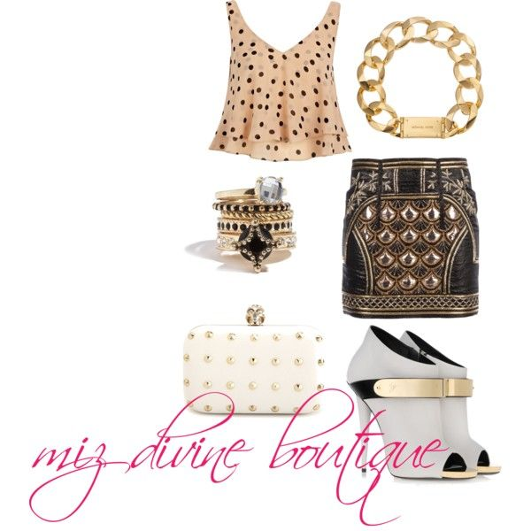 """Take a walk on the Wild Side"" by mizdivineboutique on Polyvore"