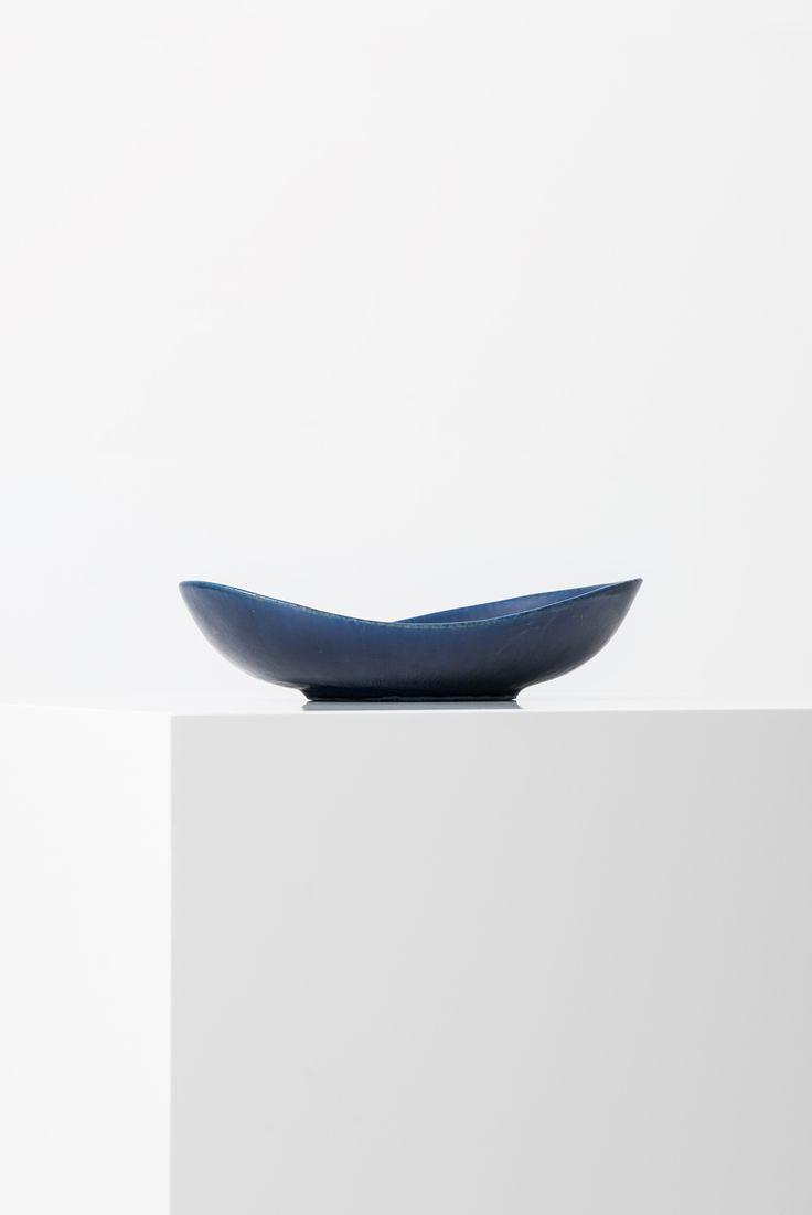 Carl-Harry Stålhane ceramic bowl by Rörstrand at Studio Schalling