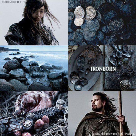 Ironborn (ASOIAF, Game of Thrones)