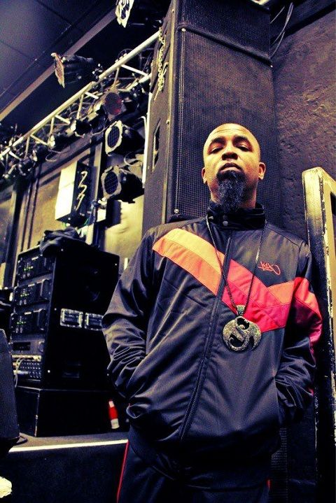 Tech N9ne is wearing our Street Is Watching Track Jacket while Krizz Kaliko sports the MTP Nylon College Jacket. Description from k1x.com. I searched for this on bing.com/images